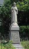 foto van Heilig Hartbeeld