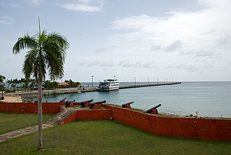 Frederiksted Historic District - The Rorqual, 2009