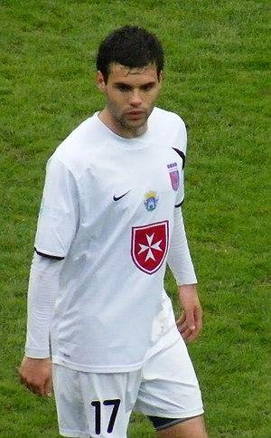 Nemanja Nikolić (footballer, born 1987) - Nikolić with Videoton in 2010