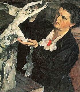 Vera Mukhina Soviet sculptor (1889-1953)