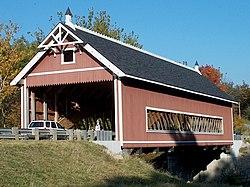 Netcher Road (Ashtabula County, Ohio) Covered Bridge 1.jpg