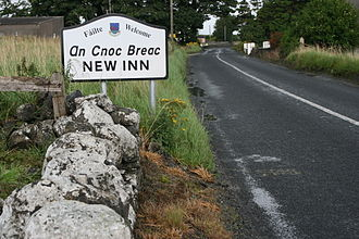 New Inn, County Galway - Image: New Inn,co Galway
