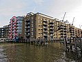 New Concordia Wharf and St Saviour's Dock, Jacob's Island, Bermondsey.jpg