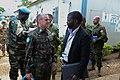 New MONUSCO Force Commander undertakes maiden operational visit to Beni, Nord-Kivu. 4 Feb 2020 20.jpg