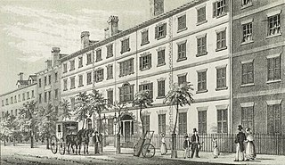 Alexander Macomb House building in Manhattan, New York, United States