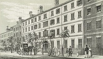 Alexander Macomb (merchant) - The Alexander Macomb House in New York City served as the executive mansion for President George Washington, February - August 1790.