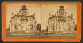 Newton School House, Des Moines, Iowa, from Robert N. Dennis collection of stereoscopic views.png