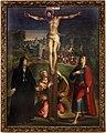Niccolò dell'abate, crocifissione, 1539 ca. 01.jpg