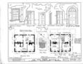 Nicholas Van Dyke Jr. House, 400 Delaware Street, New Castle, New Castle County, DE HABS DEL,2-NEWCA,11- (sheet 1 of 8).png