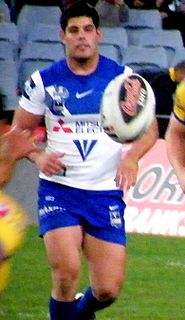 Nick Kouparitsas Australian rugby league player
