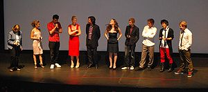 Nick & Norah's Infinite Playlist - Sollett and the cast at the 2008 Toronto International Film Festival