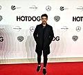 Nico Santos bei der Hot Dog Premiere.jpg