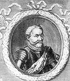 Nicolas Durand de Villegaignon French admiral