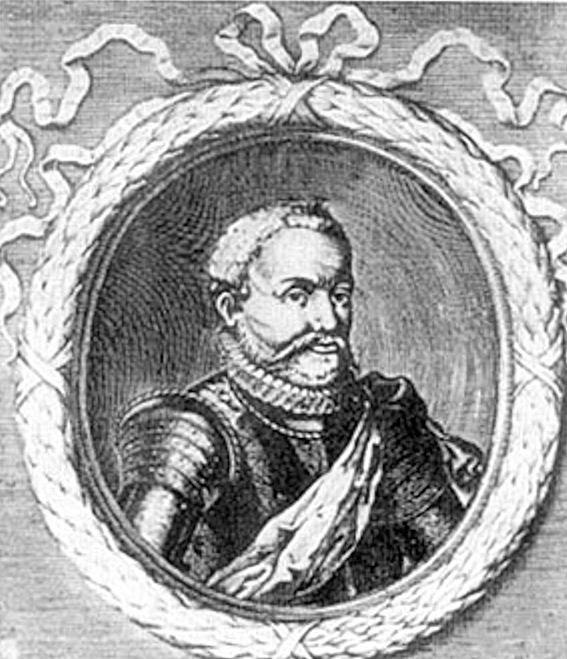 Nicolas de Villegagnon