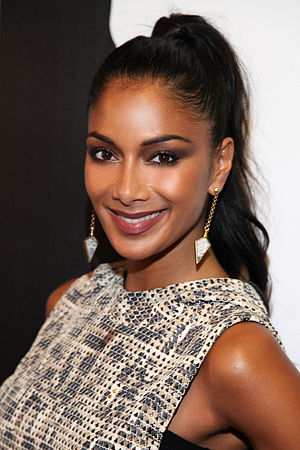 Nicole Scherzinger - Scherzinger attending will.i.am's album wrap party in Hollywood, August 2012