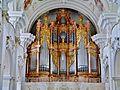 Niederaltaich Klosterbasilika St. Nikolaus Innen Orgel 1.JPG