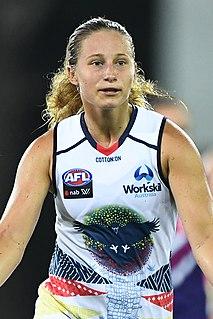 Nikki Gore Australian rules footballer