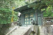 Grave of Ieyasu in Toshogu shrine