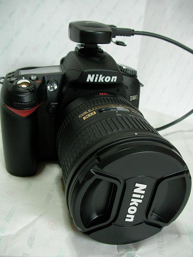 Nikon D90 Wikiwand