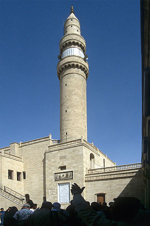 Mosques and shrines of Mosul - Prophet Yunus Mosque