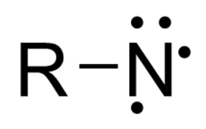 Nitrene - The generic structure of a nitrene group