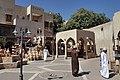 Nizwa, auf dem Markt.jpg