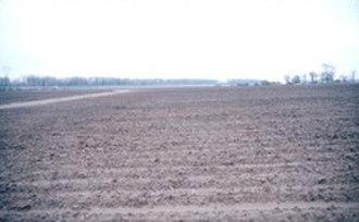 Nodena Site - Fields at the Nodena Site