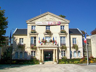 Nogent-sur-Oise - Town hall