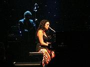 Norah Jones na scenie