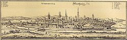 Nordhausen in the 17th century