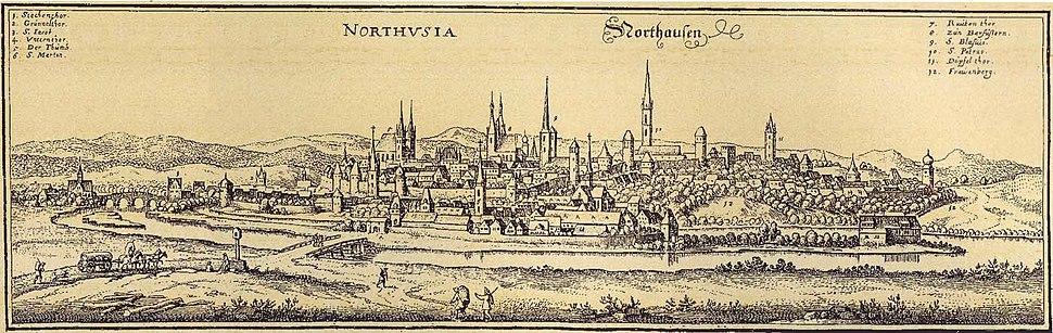 Nordhausen-1611-1691