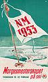 Norgesmesterskapet på ski (1953) (22409909327).jpg