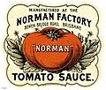 Norman Tomato Sauce (6817350674).jpg