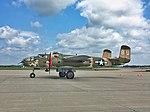 North American B-25 Mitchell Airplane.jpg