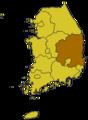 North Gyeongsang map.png