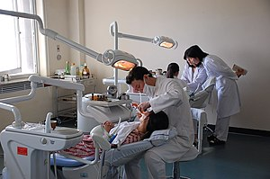 North Korea-Pyongyang Maternity Hospital-04