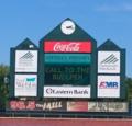 Northeast Delta Dental Stadium - scoreboard.png