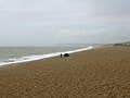 Northwestern end of Chesil beach, near Seawell Knap - geograph.org.uk - 25113.jpg