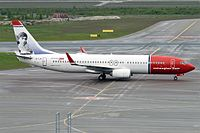 EI-FJA - B738 - Norwegian Air International