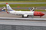 Norwegian (Selma Lagerlof livery), EI-FJF, Boeing 737-86N (28955797886).jpg