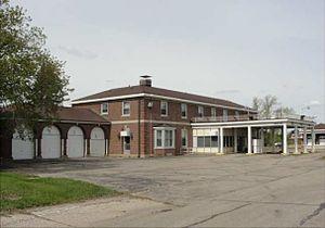 Noyes, Minnesota - Noyes Customs and Immigration Station
