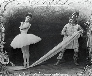 The Nutcracker - The original production of The Nutcracker, 1892