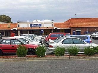 Salisbury, South Australia - Image: OIC salisbury parabanks SC