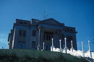 Osage County, Oklahoma - Image: OSAGE COUNTY COURTHOUSE