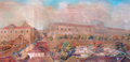 O Convento das Francesinhas e o Palácio das Cortes (c. 1853-59) - Jan Lewicki (MAR 196) (cropped).png
