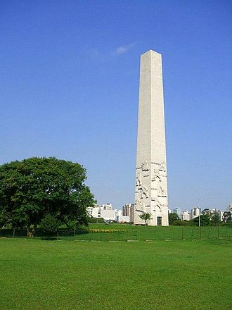 Obelisk of São Paulo - Obelisk of São Paulo