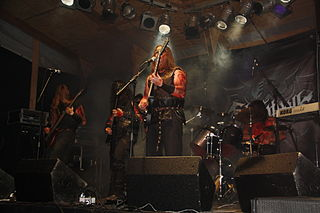 Slechtvalk Dutch folk/black metal band