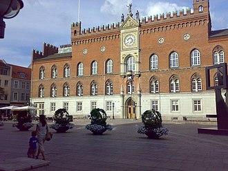 Odense City Hall - Odense City Hall
