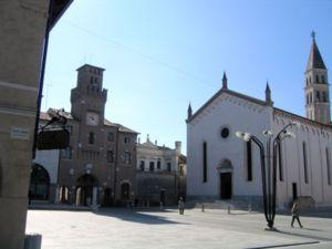Oderzo - Piazza Grande (Main Square).