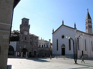 Oderzo Comune in Veneto, Italy